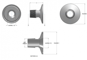 Stainless Steel Pipe Adaptors