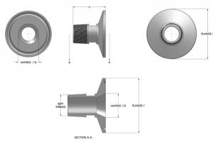 Stainless Steel Pipe Adaptors